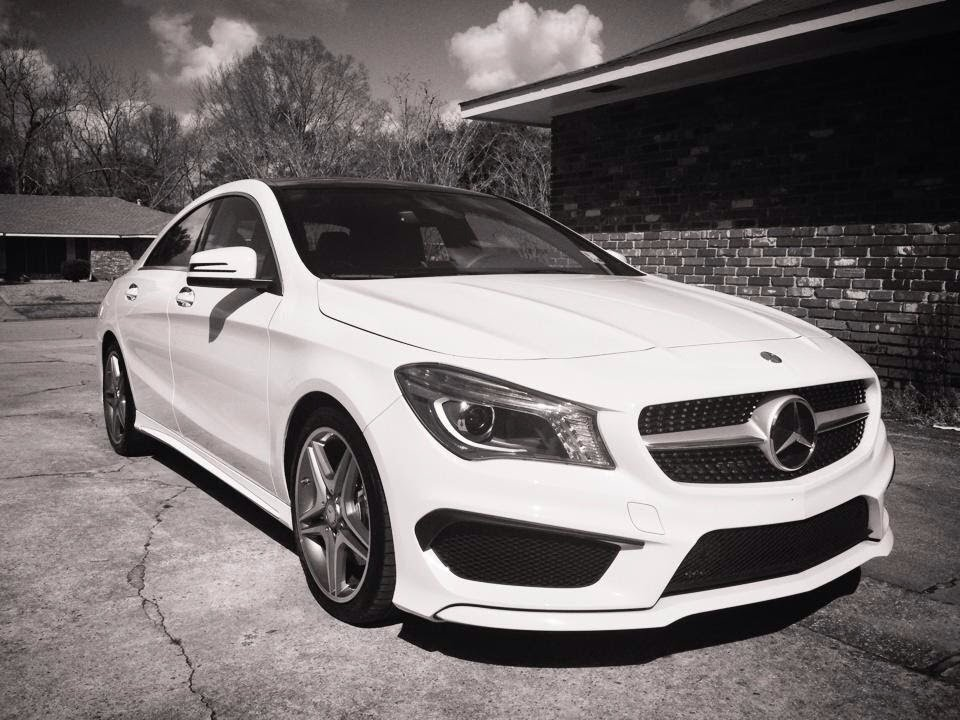 2014 Mercedes-Benz CLA250 Car Review Video In Texas
