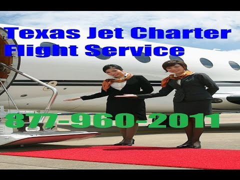 Private Jet Charter Flight Service Dallas Texas